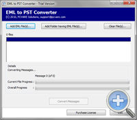 ADD EML Files for conversion